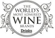 The World's Most Admired Wine Brands