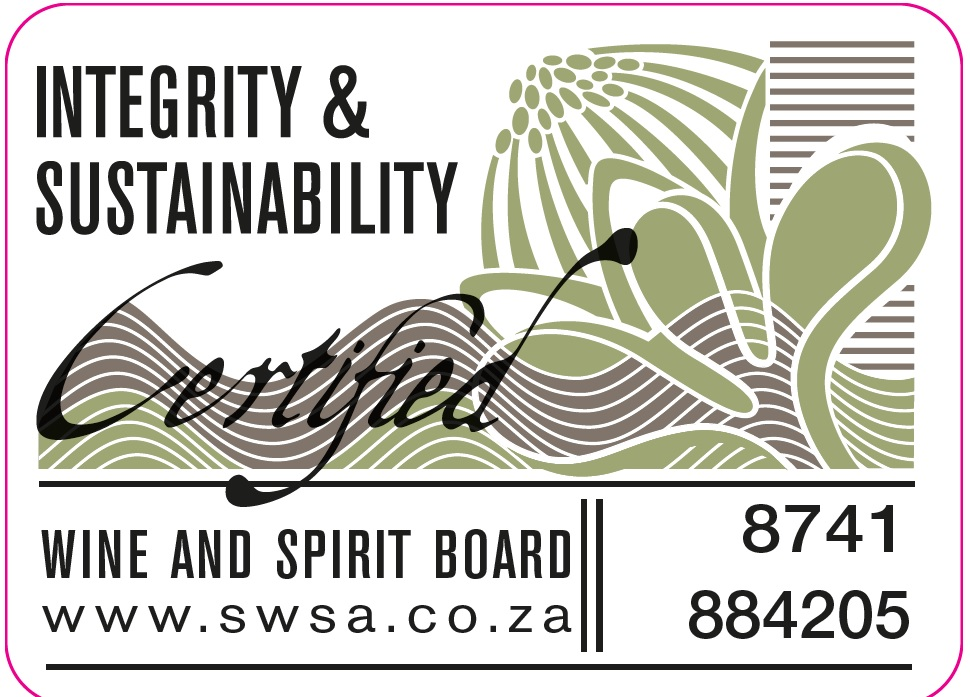 Integrity & Sustainability Seal